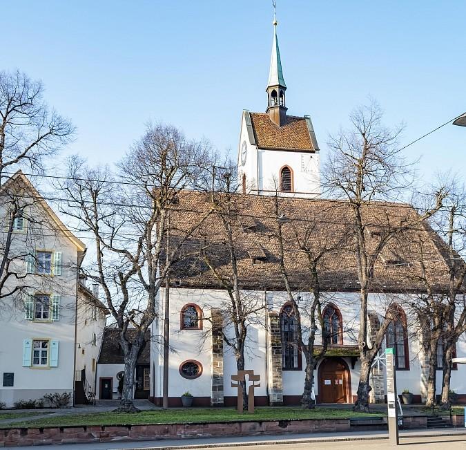 Dorfkirche Sankt Martin Riehen