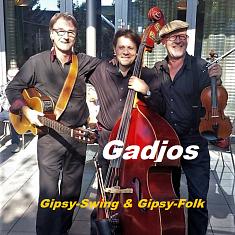 Gadjos - Gipsy-Swing & Gipsy-Folk