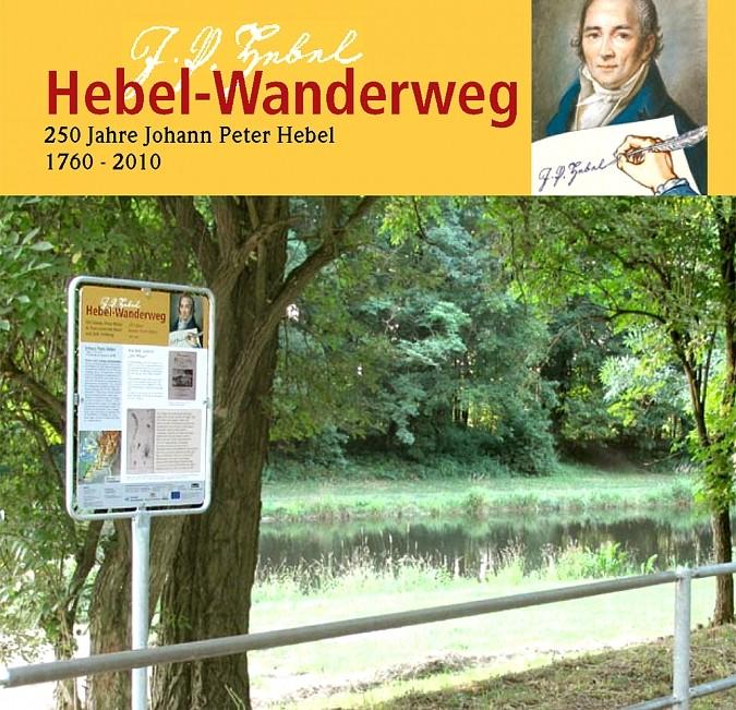 Hebel-Wanderweg Wiesental