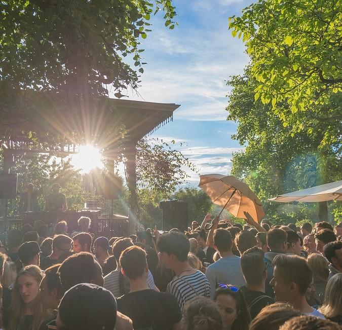 Sun Set Fondation Beyeler Foto Mathias Mangold
