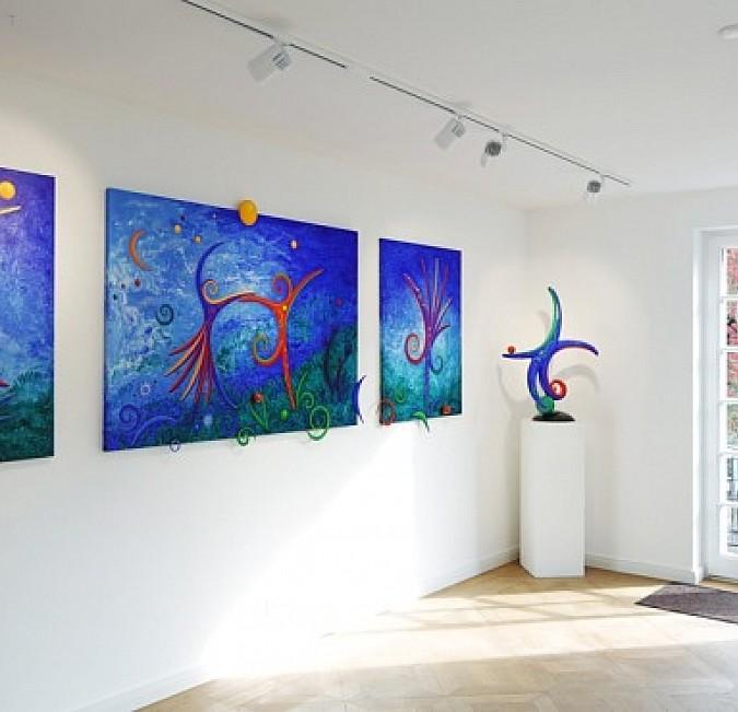 Künstlerhaus Claire Ochsner Galerie Riehen