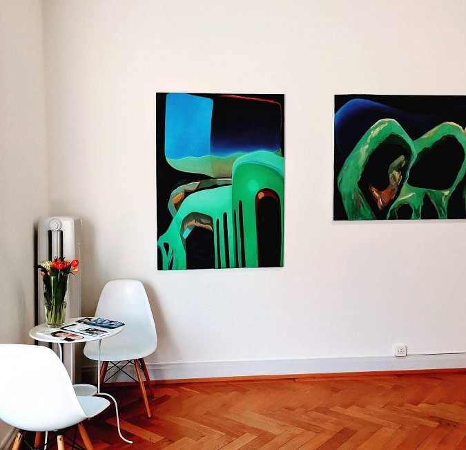 Andes-Gallery Latin American and Contemporary Art  Riehen