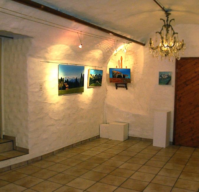 Galerie Monfregola Riehen