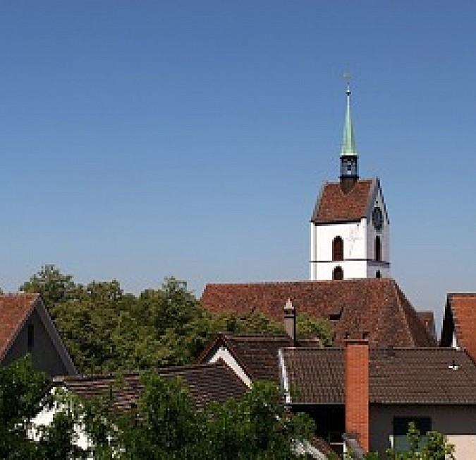 The Churches of Riehen