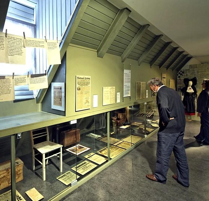 Dreiländermuseum  Region Basel