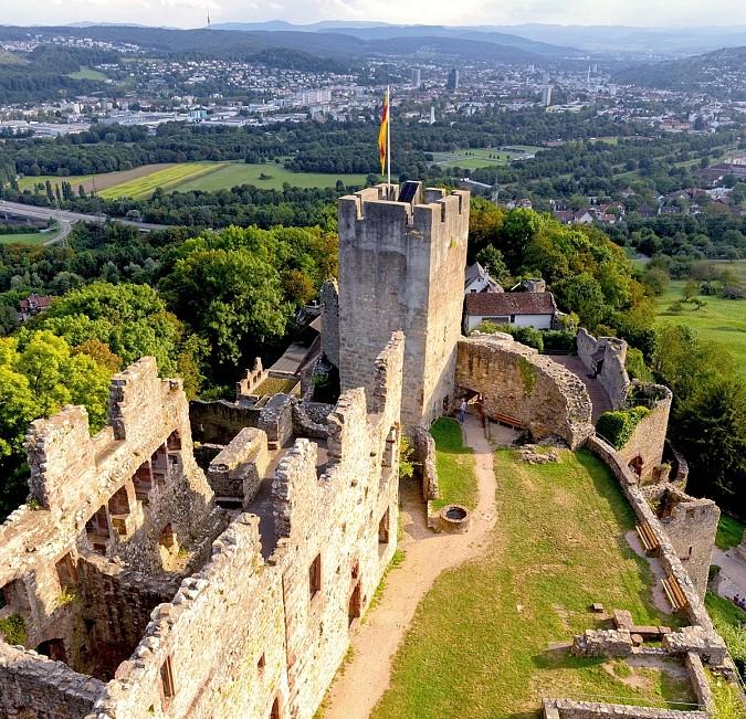 Burg Rötteln  Lörrach Region Basel