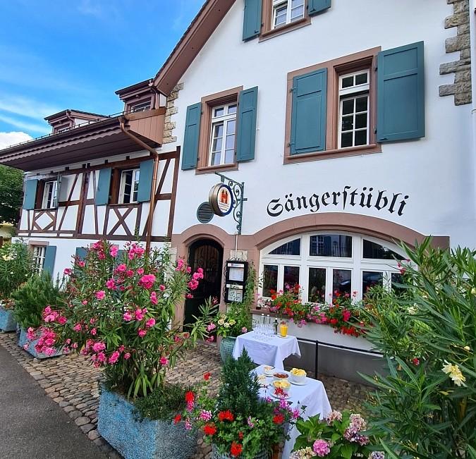 Sängerstübli Restaurant Riehen