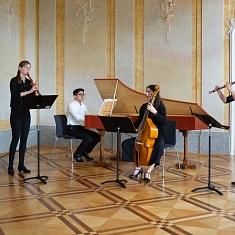 Barockkonzert mit dem Ensemble DIVERSO in der Dorfkirche Riehen