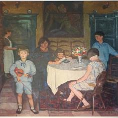 Ins Licht gerückt. Der Maler Jean-Jacques Lüscher (1884-1955)